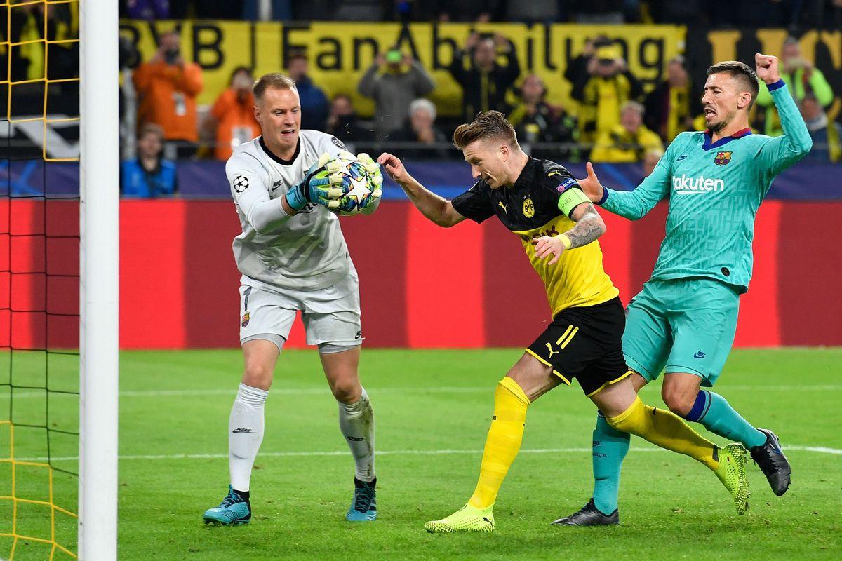 Borussia Dortmund – FC Barcelona: Hodnotenie hráčov